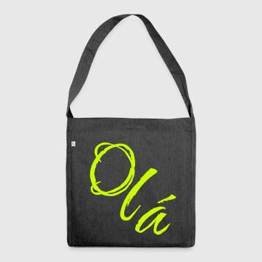 Ola - Shoulder Bag made from recycled material
