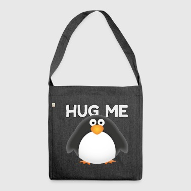 Hug Me - hug me - Shoulder Bag made from recycled material