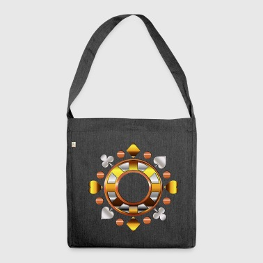 casino - Shoulder Bag made from recycled material