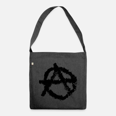 Anarchie anarchie - Sac bandoulière 100 % recyclé