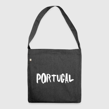 Portugal - Schultertasche aus Recycling-Material