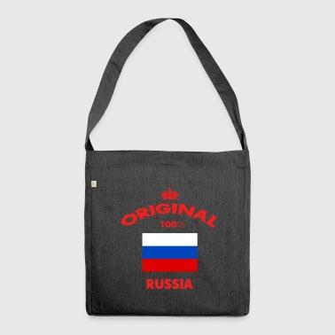 Russia original - Shoulder Bag made from recycled material