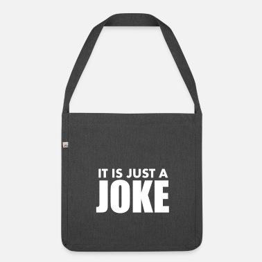 Shop Funny Jokes Shoulder Bags Online Spreadshirt