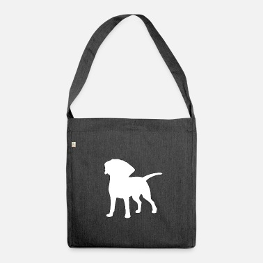 Labrador Labrador - Shoulder Bag made from recycled material