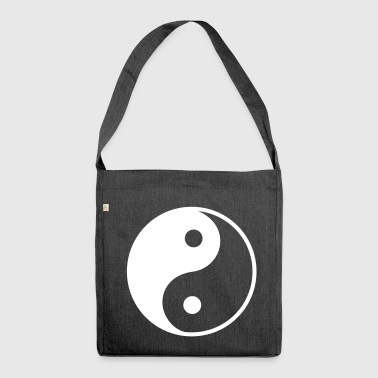 Yin Yang - Borsa in materiale riciclato