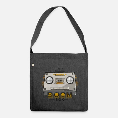 Boom Box check out my Boom-Box - Shoulder Bag recycled