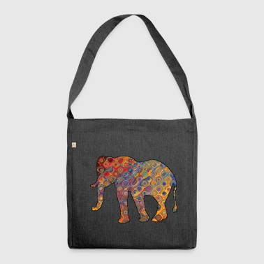 Elephant trend - Shoulder Bag made from recycled material