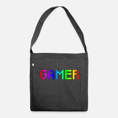 Gamer Gamer - Borsa in materiale riciclato