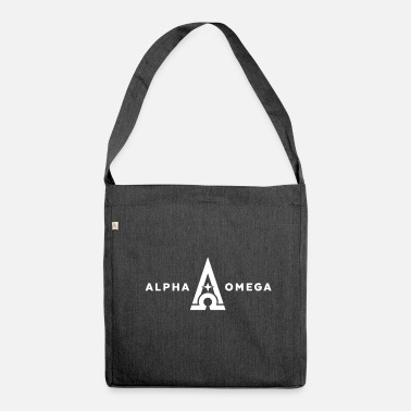 Collections AlphaxOmega Collection - Schultertasche aus Recycling-Material