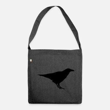 Crow Crow - Shoulder Bag made from recycled material