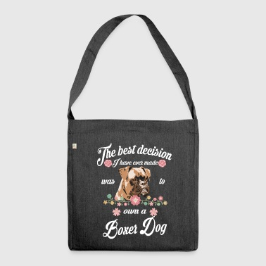Boxer - Borsa in materiale riciclato