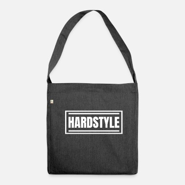 Hardstyle Hardstyle | Hardstyle Merchandise - Umhängetasche aus Recyclingmaterial