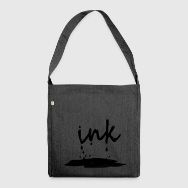 Ink - Shoulder Bag made from recycled material