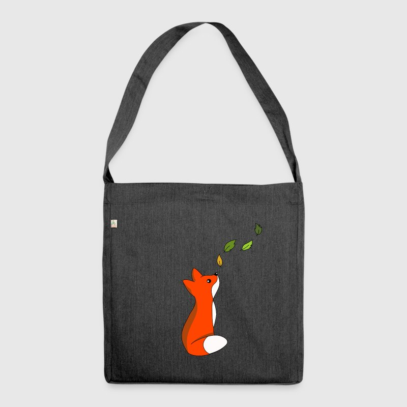 Fox - Shoulder Bag made from recycled material