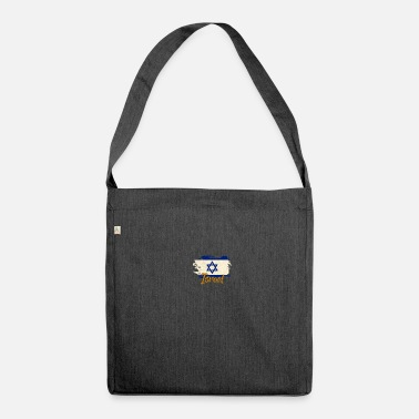 Israel Israel - Shoulder Bag made from recycled material