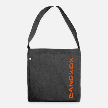 Bangkok II - Shoulder Bag recycled