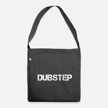 Dubstep Dubstep - Shoulder Bag made from recycled material