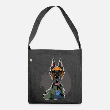 Great Dane Great Dane - Great Dane - Shoulder Bag recycled
