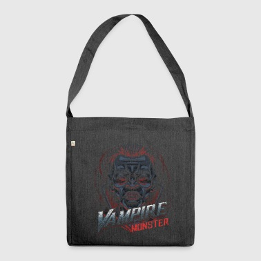 Count Royal Count Dracula Vampires Vlad - Shoulder Bag made from recycled material