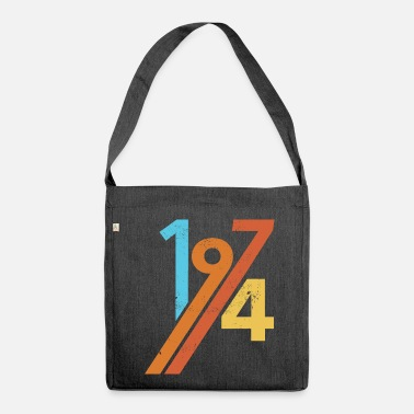 1974 1974 - Shoulder Bag made from recycled material