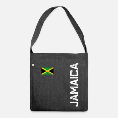 Rasta jamaica - Shoulder Bag recycled