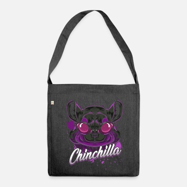 Chinchilla Chinchilla - Schultertasche aus Recycling-Material