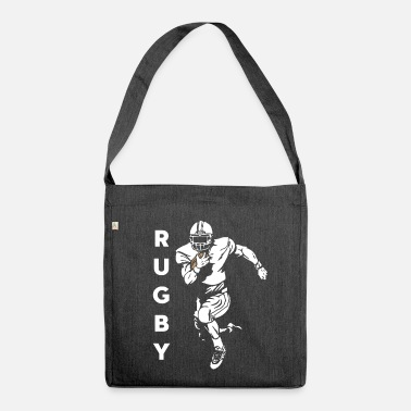 Rugby Rugby - Shoulder Bag made from recycled material