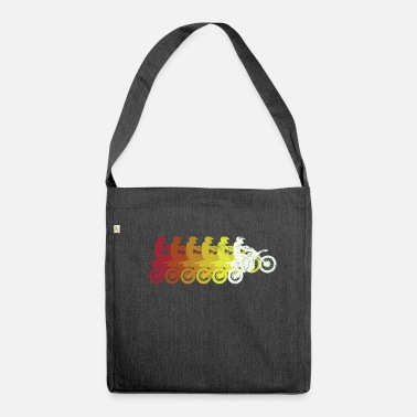 Motocross Motocross motocross - Shoulder Bag recycled