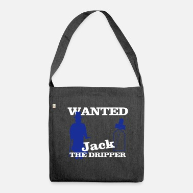 Jack The Dripper - Shoulder Bag recycled