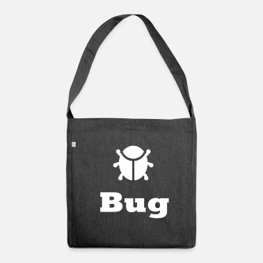 Bug Bug - Schultertasche aus Recycling-Material