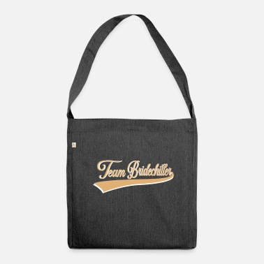 Celibenubile team_bridechiller - Borsa in materiale riciclato