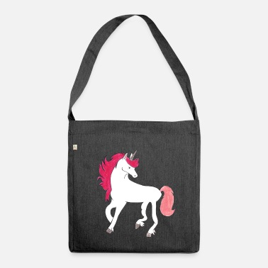 Unicorn fashion - Borsa in materiale riciclato