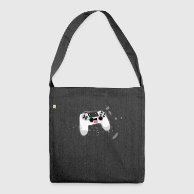 Controller controller - Shoulder Bag made from recycled material