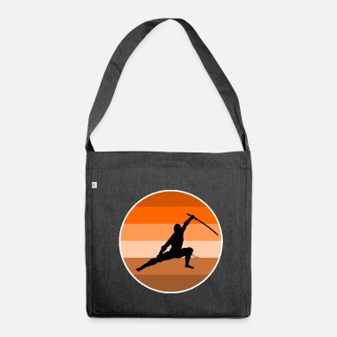 Ninja Ninja - Shoulder Bag made from recycled material