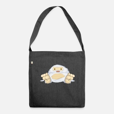 Yeti yeti - Borsa in materiale riciclato