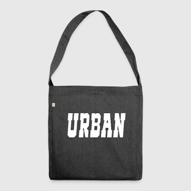 urbano - Borsa in materiale riciclato