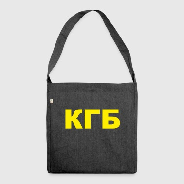 KGB - Shoulder Bag made from recycled material