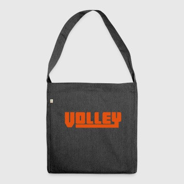 2541614 15081041 volley - Schultertasche aus Recycling-Material