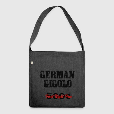Gigolo Men's T-Shirt Gigolo by doodo - Shoulder Bag made from recycled material