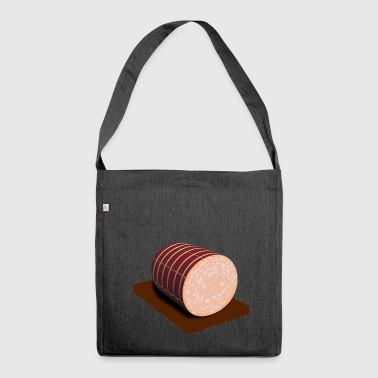 sausage - Shoulder Bag made from recycled material