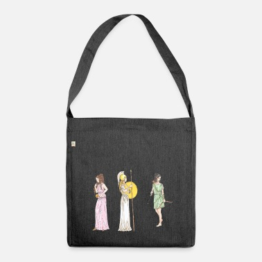 Ancient Ancient women - Shoulder Bag made from recycled material
