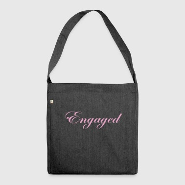 Engaged - Shoulder Bag made from recycled material