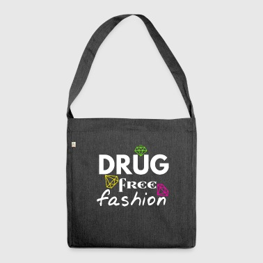 DRUG - Shoulder Bag made from recycled material