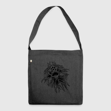 Creature creature - Shoulder Bag made from recycled material