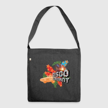 Disko Diamant - Schultertasche aus Recycling-Material