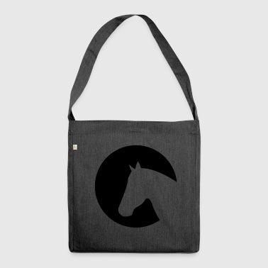 cavallo - Borsa in materiale riciclato