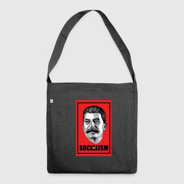Socialism - Socialist - Communist - Work - Shoulder Bag made from recycled material
