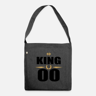 King King King - Shoulder Bag made from recycled material