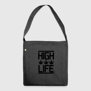 High Life High life - Shoulder Bag made from recycled material