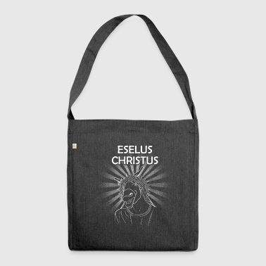 Jesus Christ Eselus Christ - Jesus Christ - Shoulder Bag made from recycled material